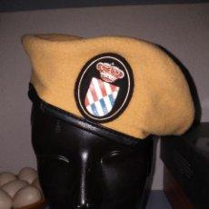 Militaria: BOINA UME. Lote 260521930