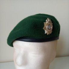Militaria: BOINA COMMANDO LOGISTICA BRITANICO. Lote 261138585