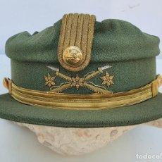 Militaria: GORRA TERESIANA DE LA LEGION - CAPITAN - DE ESTABL. FLANDEZ. Lote 262062275