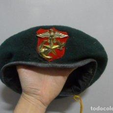 Militaria: ANTIGUA BOINA DE MARINA DE TAILANDIA, GUERRA DE VIETNAM, ALIADOS MARINES AMERICANOS. THAILANDIA.. Lote 262959475
