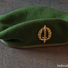 Militaria: BOINA OPERACIONES ESPACIALES MOE GOE COE BOEL. Lote 263159760