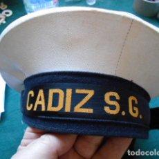 Militaria: LEPANTO ARMADA ESPAÑOLA MARINA CADIZ S.G.. Lote 263664205
