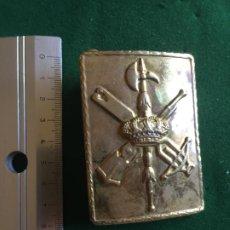 Militaria: LA LEGIÓN, HEBILLA CORREAJE FORMACION. Lote 263706210