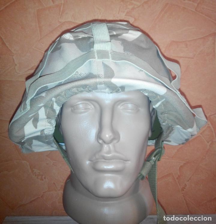 Militaria: LOTE 10 UNIDADES.CABEZA DE MANNEQUIN PARA DEMOSTRACIONES . - Foto 10 - 264422899