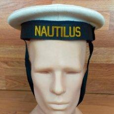Militaria: GORRA LEPANTO NAUTILUS. Lote 265448564