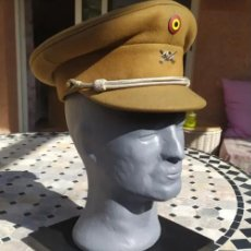Militaria: GORRA DE PLATO BÉLGICA. Lote 266715558