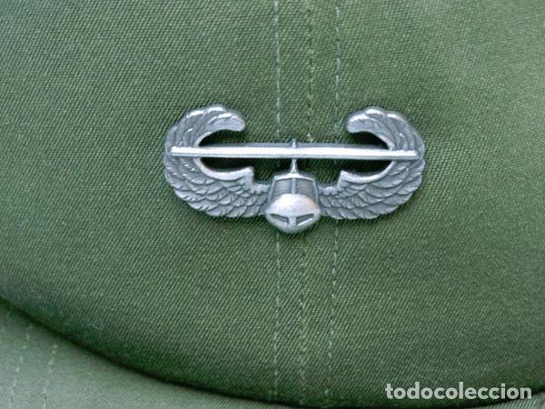 Militaria: GUERRA DE VIETNAM: HELICOPTER PATROL CAP - Foto 2 - 267867219