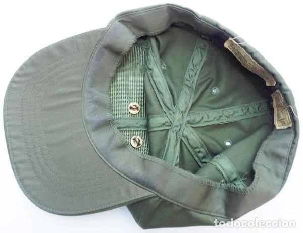 Militaria: GUERRA DE VIETNAM: HELICOPTER PATROL CAP - Foto 4 - 267867219