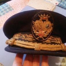 Militaria: GORRA PERITO MERCANTIL ÉPOCA FRANCO. Lote 268025294