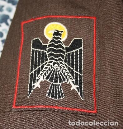 Militaria: 39,, GUERRERA DE LA POLICIA NACIONAL NUEVA SIN USAR. SASTRE INDUYCO, FABRICANTE, Nº. A28/057388. - Foto 2 - 268858699