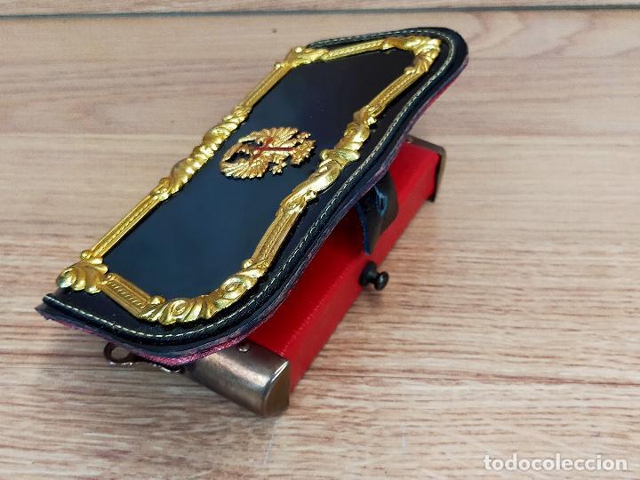 Militaria: Cartuchin de gala del ejercito o de la guardia civil epoca de franco - Foto 2 - 269243018