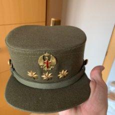 Militaria: GORRA DE FAENA. CORONEL. RESERVADO KGS. Lote 269281503