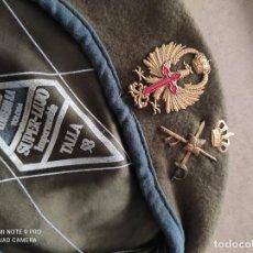 Militaria: BOINA GENERAL BRIGADA EJÉRCITO DE TIERRA. Lote 269372193