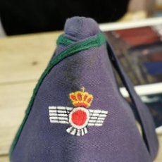 Militaria: GORRILLO AVIACION EJERCITO ESPAÑOL, MAGNIFICO ESTADO. Lote 271058343
