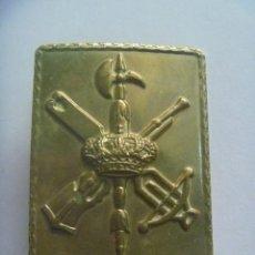 Militaria: LA LEGION : HEBILLA DE LEGIONARIO CON CORONA REAL. Lote 273407463