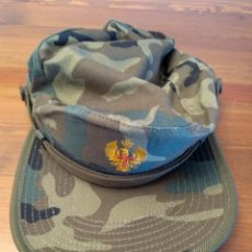 Militaria: GORRA CAMPAÑA. Lote 275058273