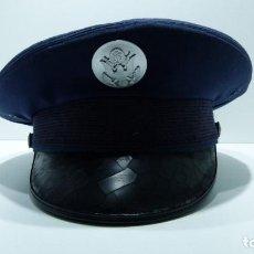 Militaria: GORRA DE OFICIAL MILITAR DEL CUERPO AEREO DE LOS ESTADOS UNIDOS. Lote 275951563