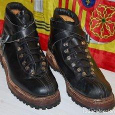 Militaria: BOTAS MILITARES DE ALTA MONTAÑA MARCA SEGARRA Nº 43 AÑOS 70 EN EXTRAORDINARIO ESTADO DE CONSERVACION. Lote 276087573