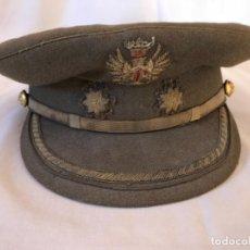 Militaria: GORRA TENIENTE CORONEL EJERCITO ESPAÑOL FRANCO. Lote 277739028