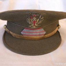 Militaria: GORRA SARGENTO EJERCITO ESPAÑOL FRANCO. Lote 277739273