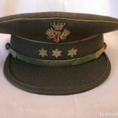 Militaria: GORRA CAPITAN EJERCITO ESPAÑOL FRANCO. Lote 277739413