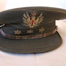 Militaria: GORRA CAPITAN EJERCITO ESPAÑOL FRANCO. Lote 277739508