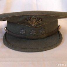 Militaria: GORRA CAPITAN EJERCITO ESPAÑOL FRANCO. Lote 277739638
