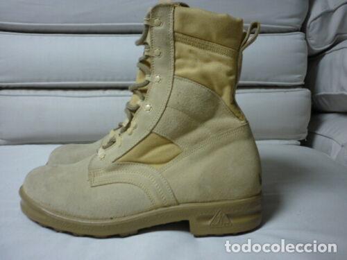 Militaria: botas áridas ejército alemán 42 - Foto 2 - 278506353