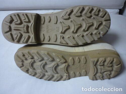 Militaria: botas áridas ejército alemán 42 - Foto 3 - 278506353