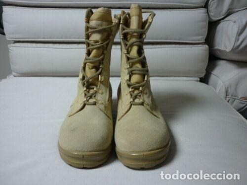 BOTAS ÁRIDAS EJÉRCITO ALEMÁN 42 (Militar - Botas y Calzado)