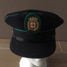 Militaria: GORRA DE GUARDIA DIPUTACION PROVINCIAL DE BARCELONA. Lote 279374678