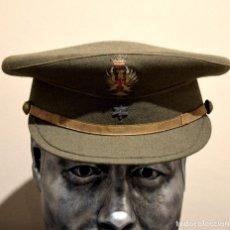 Militaria: GORRA DE PLATO ALFEREZ EJERCITO ESPAÑA. Lote 281995848