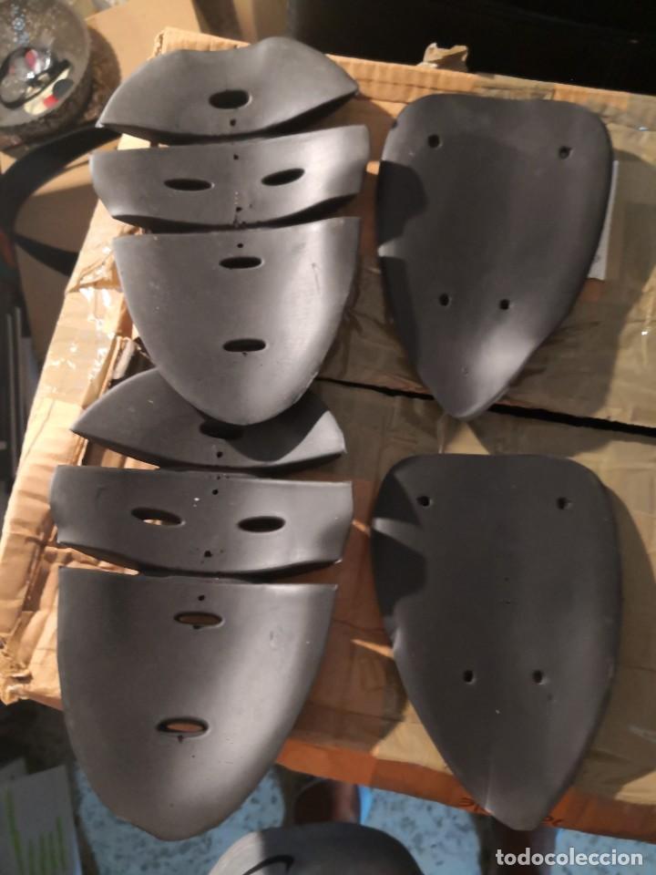 Militaria: Juego de 4 Protectores 2 de Cadera modelos : SC 1/07 y 2 de rodilla hombro sc-1/42 equipamiento - Foto 2 - 282953443