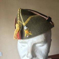 Militaria: LEGIÓN, CHAPIRI OFICIAL TALLA 56. Lote 283934973