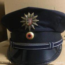 Militaria: GORRA POLICÍA ALEMANIA. Lote 285208338
