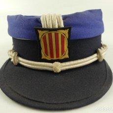 Militaria: GORRA TERESIANA ALUMNO POLICIA LOCAL ACADEMIA POLICIA CATALUÑA. Lote 285221808