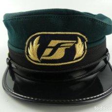 Militaria: GORRO PROBABLEMENTE RENFE FERROCERRIL. Lote 285221918