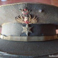 Militaria: GORRA DE PLATO ALFÉREZ ET. Lote 286931913