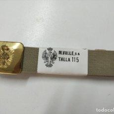 Militaria: CINTO PASEO. Lote 287309208
