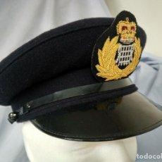 Militaria: GRAN BRETAÑA - OFICIAL HM CUSTOMS. Lote 287366173