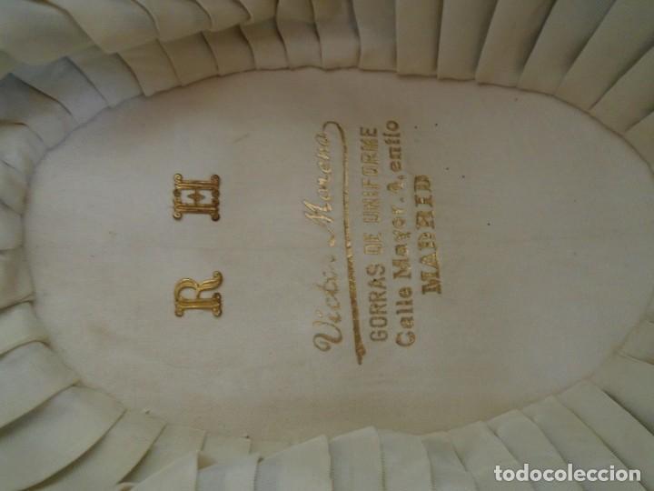 Militaria: (MI-210910)EXTRAORDINARIO BICORNIO DEL ORDEN DEL SANTO SEPULCRO - EPOCA ALFONSO XIII - Foto 18 - 287441078