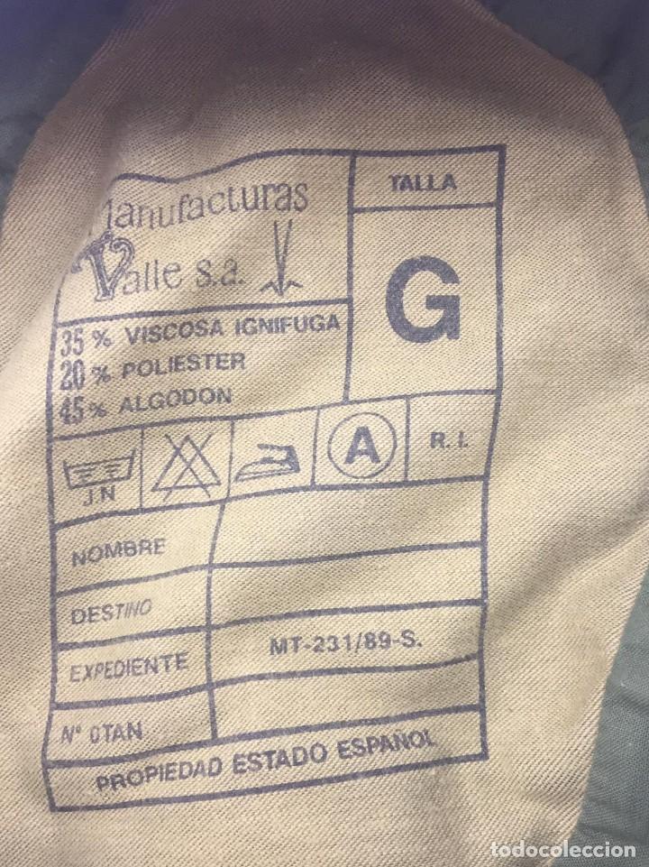 Militaria: GORRA MILITAR EJERCITO ESPAÑOL - Foto 3 - 287700108