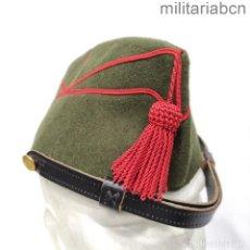 Militaria: ESPAÑA. CHAPIRI DE LA LEGIÓN DE TROPA. AÑOS 80. ÉPOCA JUAN CARLOS I.. Lote 287892368