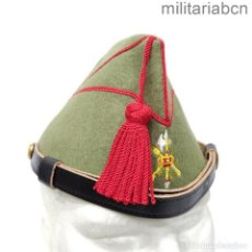 Militaria: ESPAÑA. CHAPIRI DE LA LEGIÓN DE TROPA. AÑOS 80. ÉPOCA JUAN CARLOS I. SIZE 57.. Lote 287894393