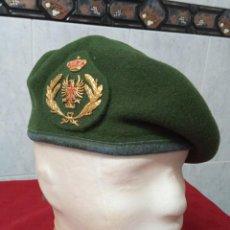Militaria: BOINA OFICIAL COE. ELOSEGUI. RAREZA. Lote 288657138