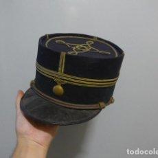 Militaria: ANTIGUA GORRA KEPI FRANCES ORIGINAL DE I GUERRA MUNDIAL Y ANTERIOR. FRANCIA.. Lote 289760048
