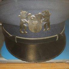Militaria: GORRA POLICIA SUIZO. Lote 290640943