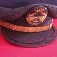 Militaria: ANTIGUO GORRO MARINERO CARMEN PUIG PRINCESA 23 BARCELONA-3. Lote 293234578
