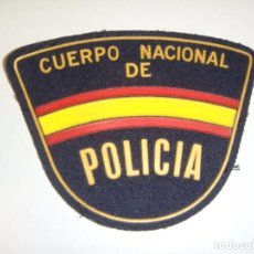 Militaria: PARCHE DEL CUERPO NACIONAL DE POLICÍA.. Lote 295336508