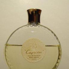 Miniaturas de perfumes antiguos: ANTIGUA BOTELLA DE CAPRICCI DE LA CASA NINA RICCI. Lote 23870316
